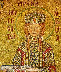 св. Царица Ирина